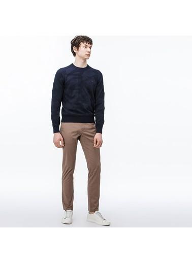 Lacoste Erkek Slim Fit Pantolon HH0905.05A Kahve